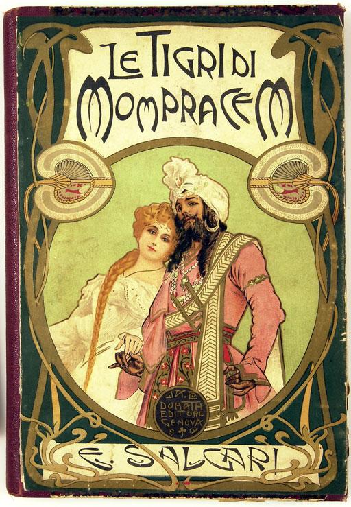 le tigri di mompracem edizione 1906