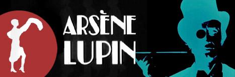 arsenio lupin logo serie tv