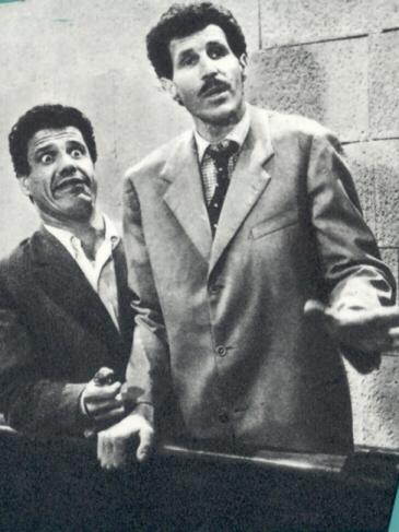 partitissima ciccio e franco trasmissione rai 1967