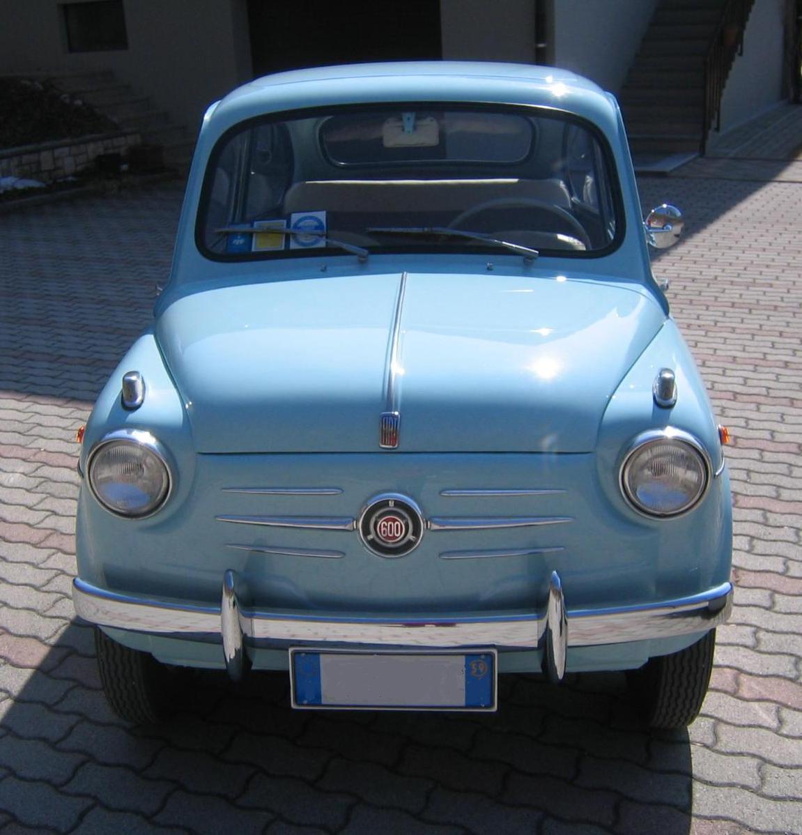 Fiat 600 I serie