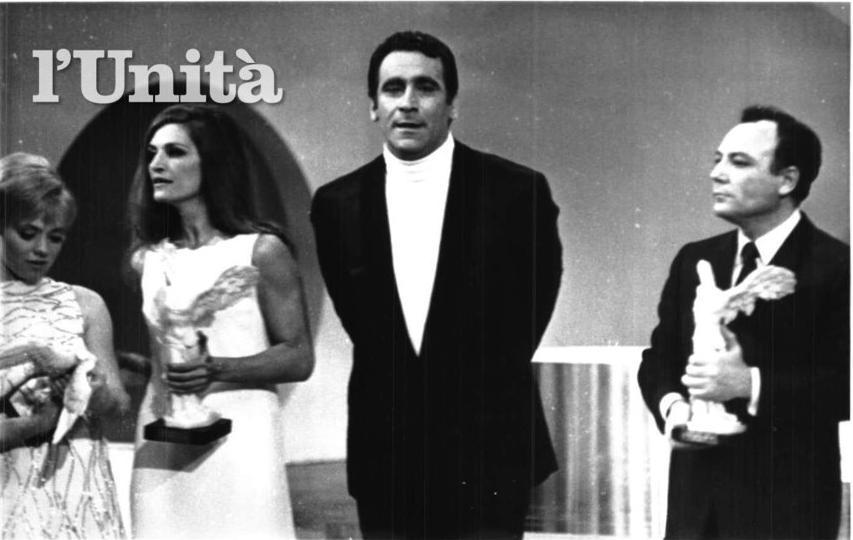 partitissima alberto lupo villa dalida 1967