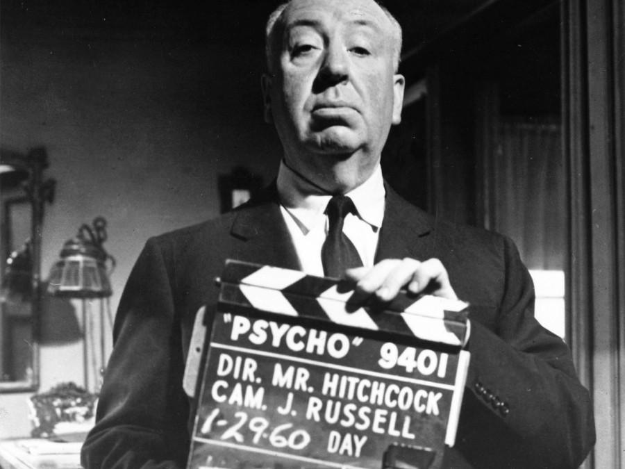 Ciak di Alfred Hitchcock per Psyco