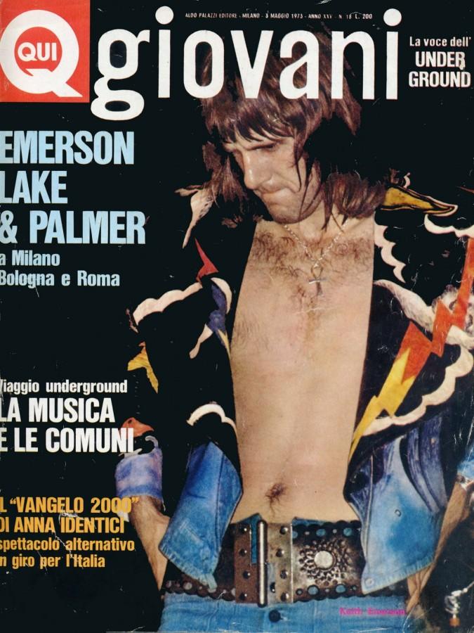 qui giovani copertina 1973