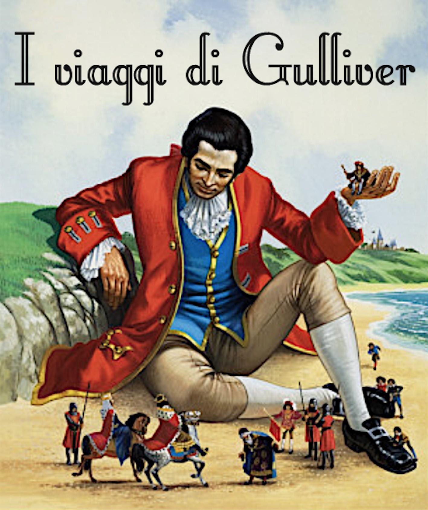 I viaggi di gulliver libro curiosando anni