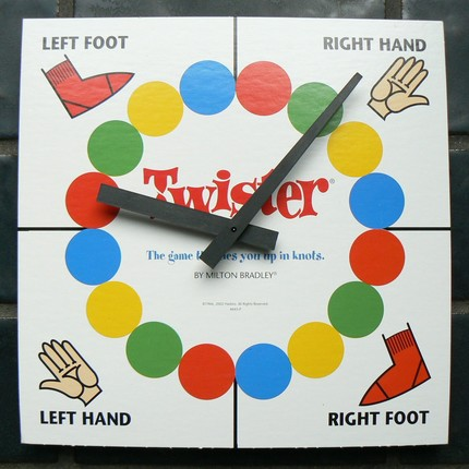 tabellone Twister