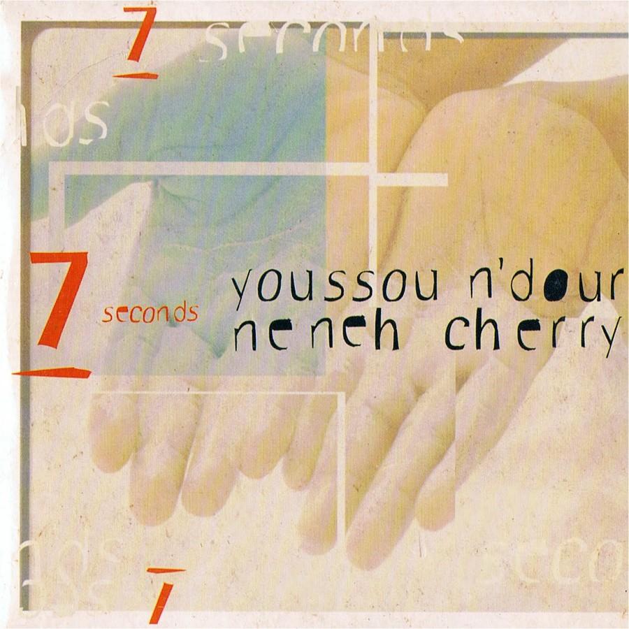 7 seconds youssou n'dour copertina
