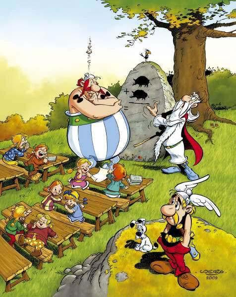 asterix-unhcr