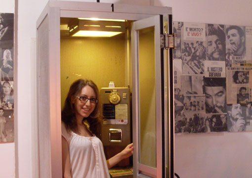 Oggetti del passato: CABINA TELEFONICA
