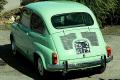 Storia dell'auto: FIAT 600