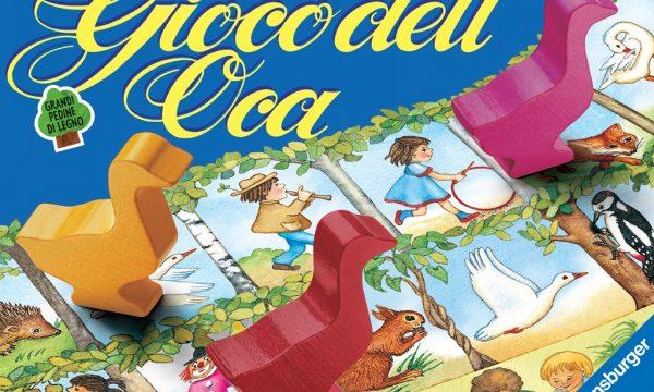 GIOCO DELL'OCA – (Dal 1580…)