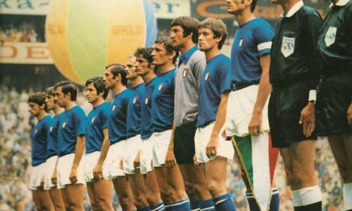 ITALIA – GERMANIA = 4-3 La partita del secolo (17/ 06/ 1970)