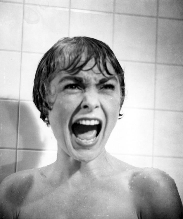 Psyco scena della doccia