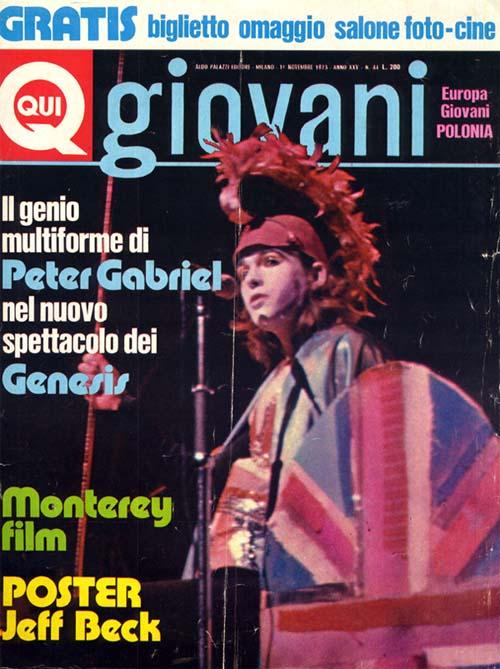 qui giovani 1973
