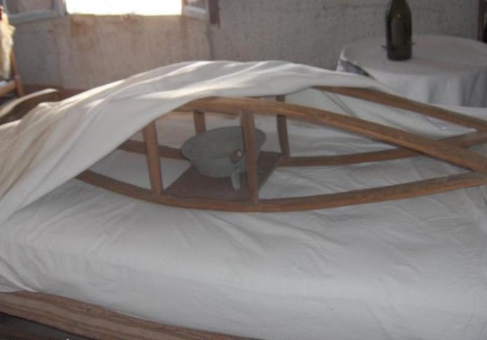 scaldino letto monega pree legno