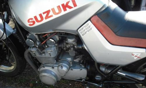 SUZUKI KATANA – (1981/1986) – Giappone