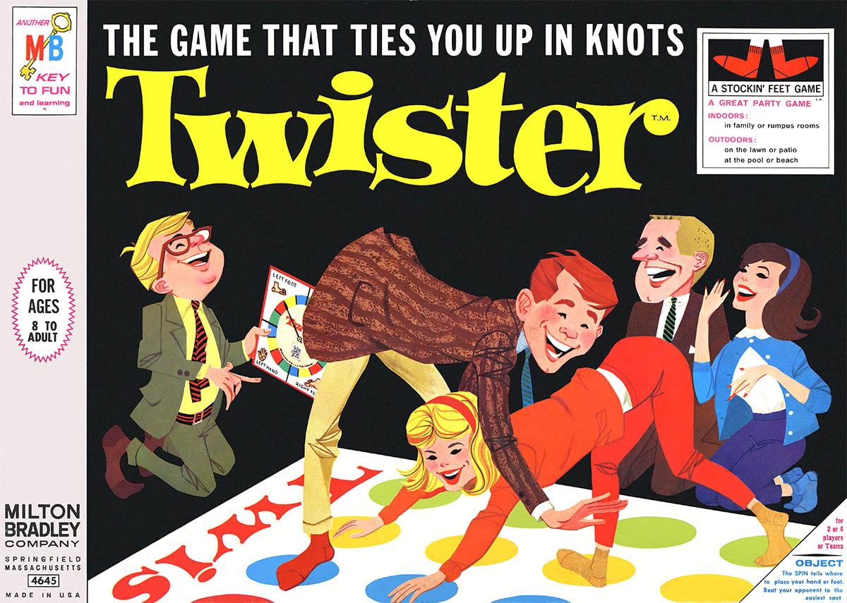 twister 1966