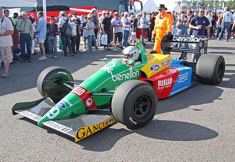 Benetton-FordB188