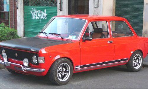 Storia dell'auto: FIAT 128 RALLY