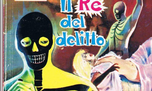 KRIMINAL – Editoriale Corno – (1964/1974) – Film (1968)