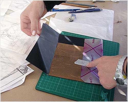 carta carbone uso