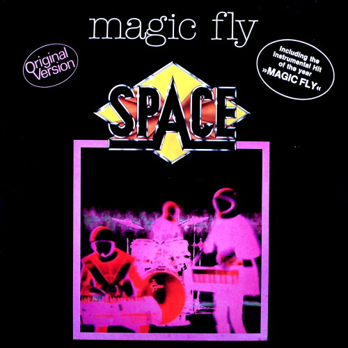 space magic fly 1977 copertina