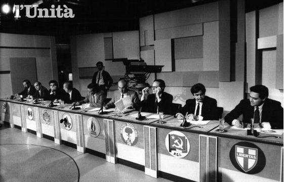 TRIBUNA POLITICA – (Dal 1961)