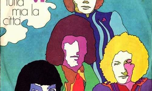 TUTTA MIA LA CITTA' – Equipe 84 – (1969)