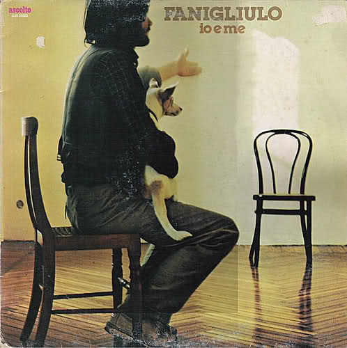 Franco Fanigliulo a me mi piace vivere alla grande copertina