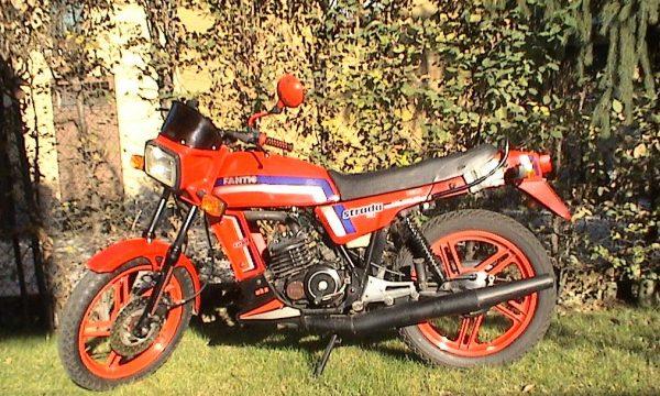 FANTIC MOTOR STRADA – (1982/1985) – Italia