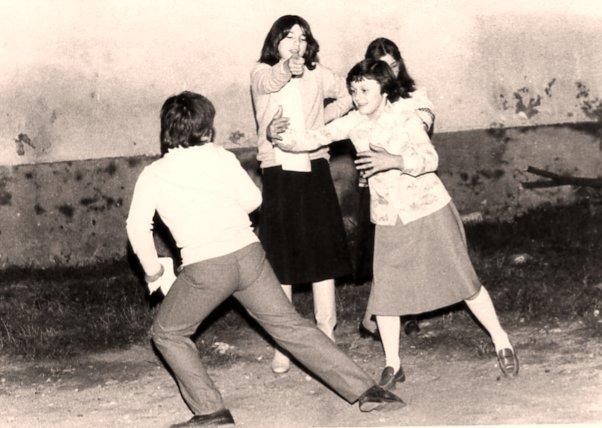 RUBABANDIERA gioco del fazzoletto