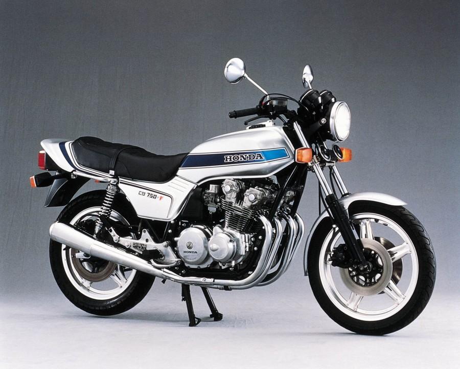 honda cb bialbero 750 fa 1979
