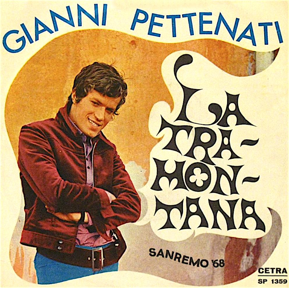 Gianni Pettenati - La Tramontana