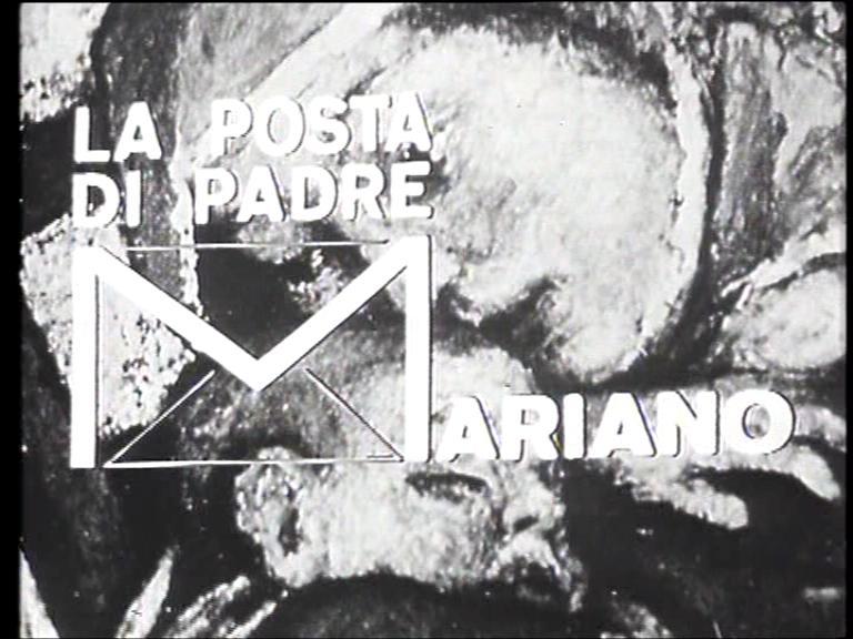 La posta di Padre Mariano RAI