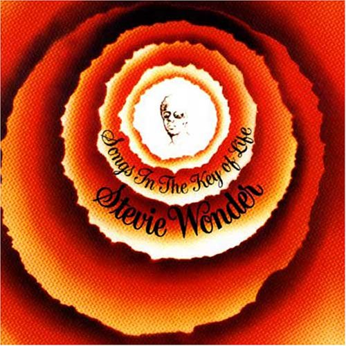 stevie wonder isn't she lovely copertina disco