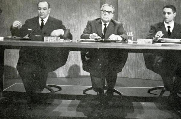tribuna politica togliatti 1963