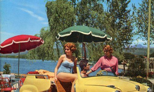 QUATTRORUOTE: La storia dell'auto attraverso le sue COPERTINE – (Anno III – 1958)