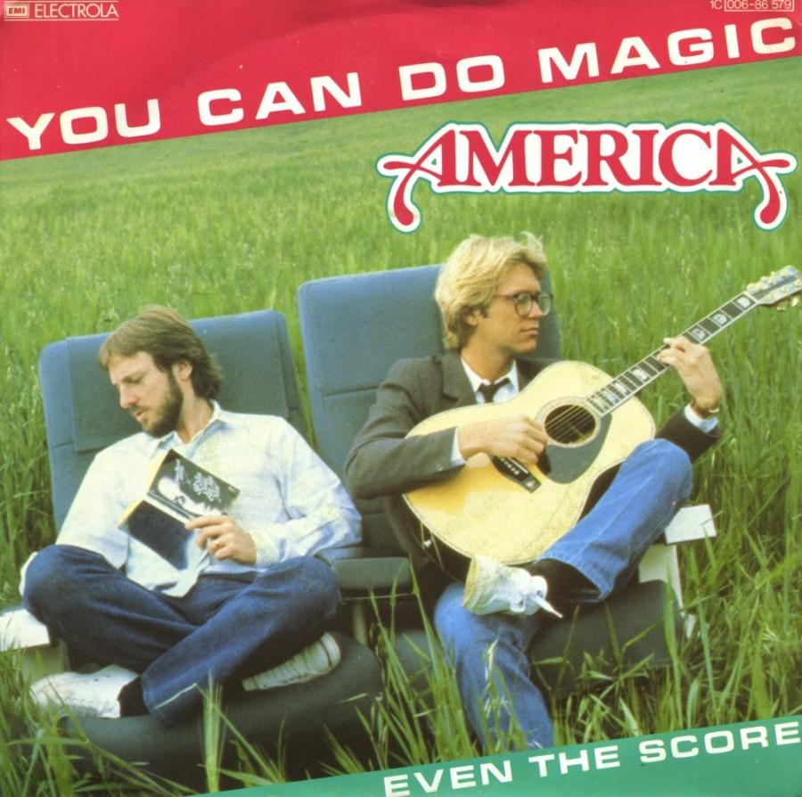 AMERICA YOU CAN DO MAGIC