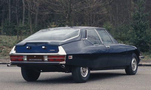 Storia dell'auto: CITROEN SM / MASERATI – (1972/1975)