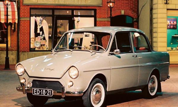 Storia dell'auto: DAF 600 / 33 / 44 / 55 / 66 – (1959/1975)