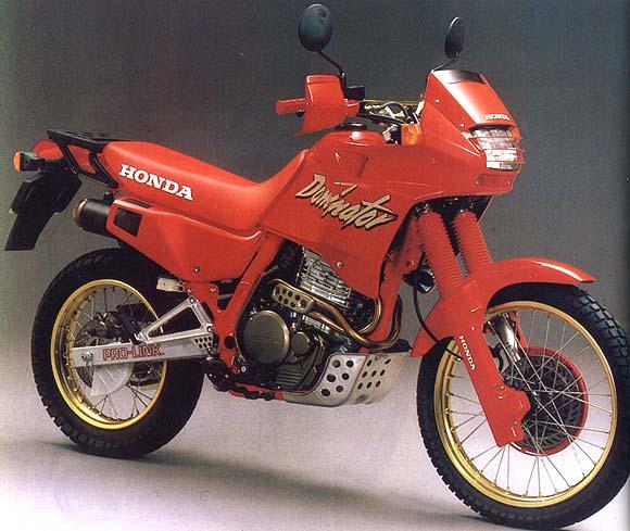 honda 650 dominator 1988