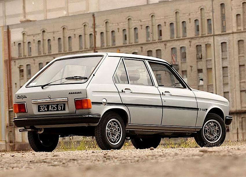 Peugeot 104 Sundgau 1978