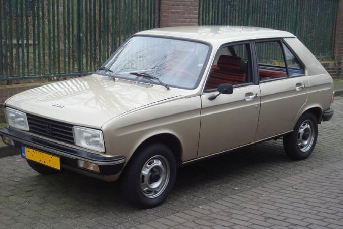peugeot 104-s-1979