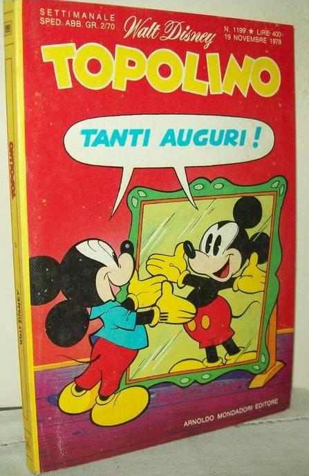 Topolino 1199