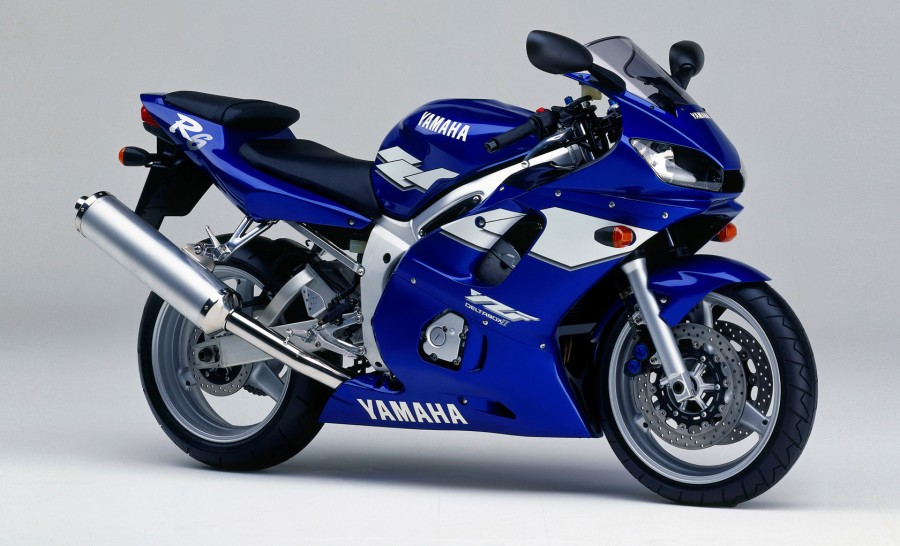 Yamaha yzf r6 dal 1999 moto epoca curiosando anni 90