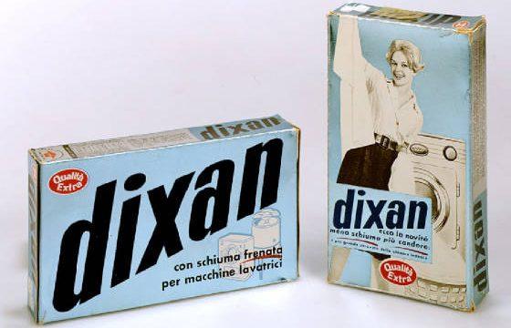 DIXAN – Carosello con Mister X e non solo – (1967 e spot anni 80)