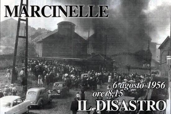 disastro marcinelle