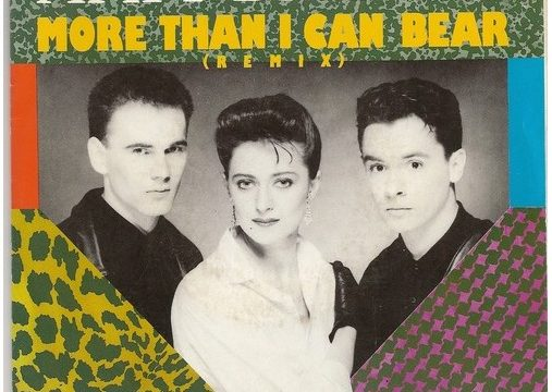 MORE THAN I CAN BEAR / WHOSE SIDE ARE YOU ON ? – Matt Bianco – (1984/1985)