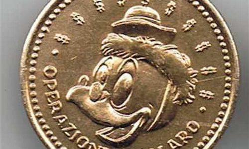 OPERAZIONE DOLLARO – Gadgets Topolino – (22/06/1969-27/07/1969)