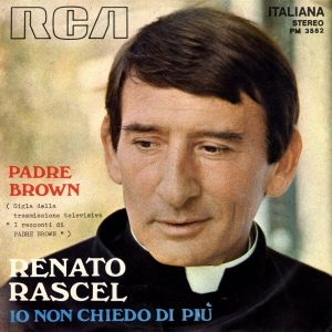 I RACCONTI DI PADRE  BROWN – (Sceneggiato TV 1970/1971)