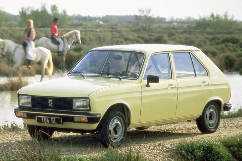 peugeot 104 1979